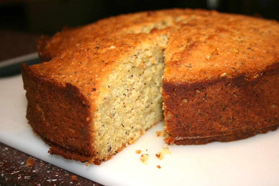 Greek Semolina Honey Cake Recipe