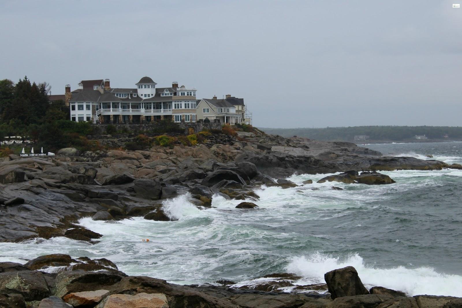 Caravan Sonnet A Drive Through Beautiful Maine And A