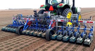 robot pertanian masa depan