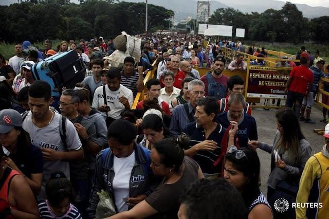 Colombia otorga permiso temporal de permanencia y beneficios a más de 442.000 venezolanos