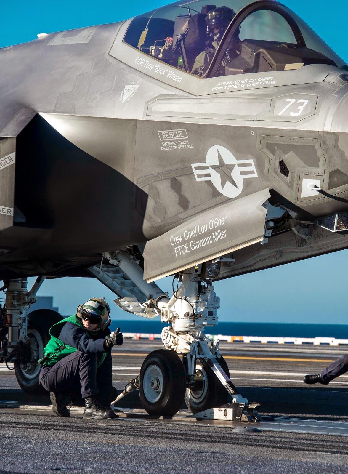 F-35 Jsf uçak gemisi