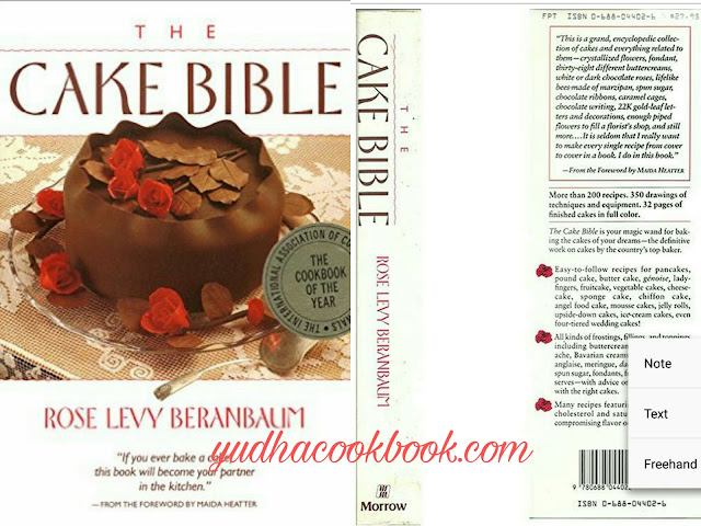 Rose levy beranbaum cookbook series