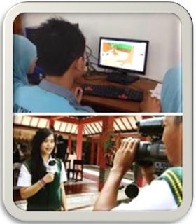 Daftar  Matapelajaran di SMK Jurusan Multimedia