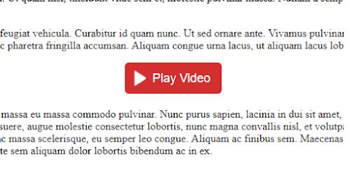 Amp youtube play on click dengan