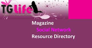 TG Life transgender magazine