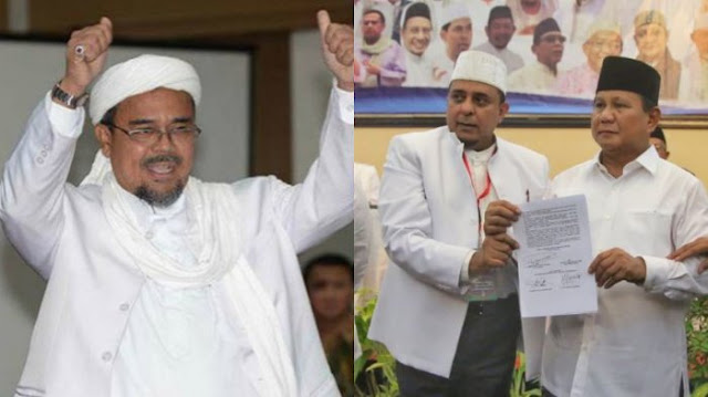 Habib Rizieq: Para <i>Mujahid Cyber</i>, Ayo Lanjutkan Jihadmu di Medsos
