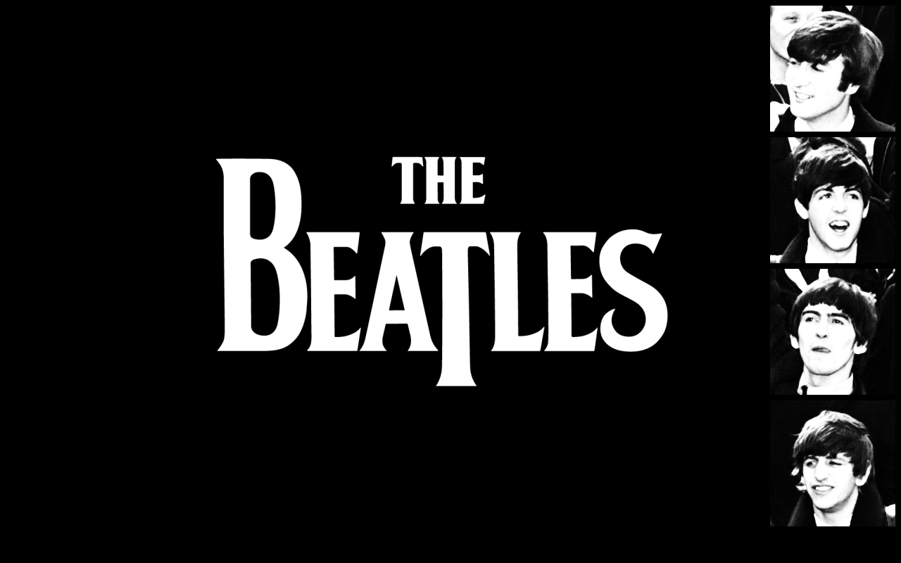 Where Is Wallpaper: the beatles wallpaper