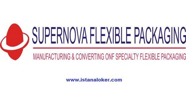 Lowongan Kerja PT Supernova Flexible Packaging