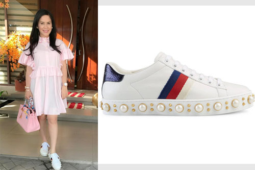 This Particular Pair Of Gucci Shoes Is The Favorite Of Celebrities How Much Is It Unbelievable