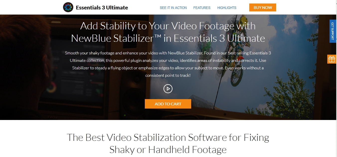 Software Video Stabilizer  Perlukah ??? - GV Note