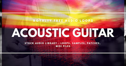 20 guitar loops wav free download - stock audio library