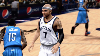 NBA 2K13 Jerryd Bayless Playoffs Player Update