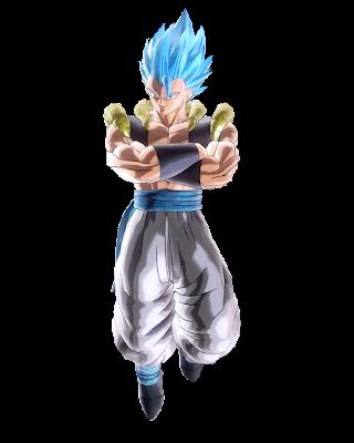 "Gogeta SSGSS llega a ""Dragon Ball Xenoverse 2""."