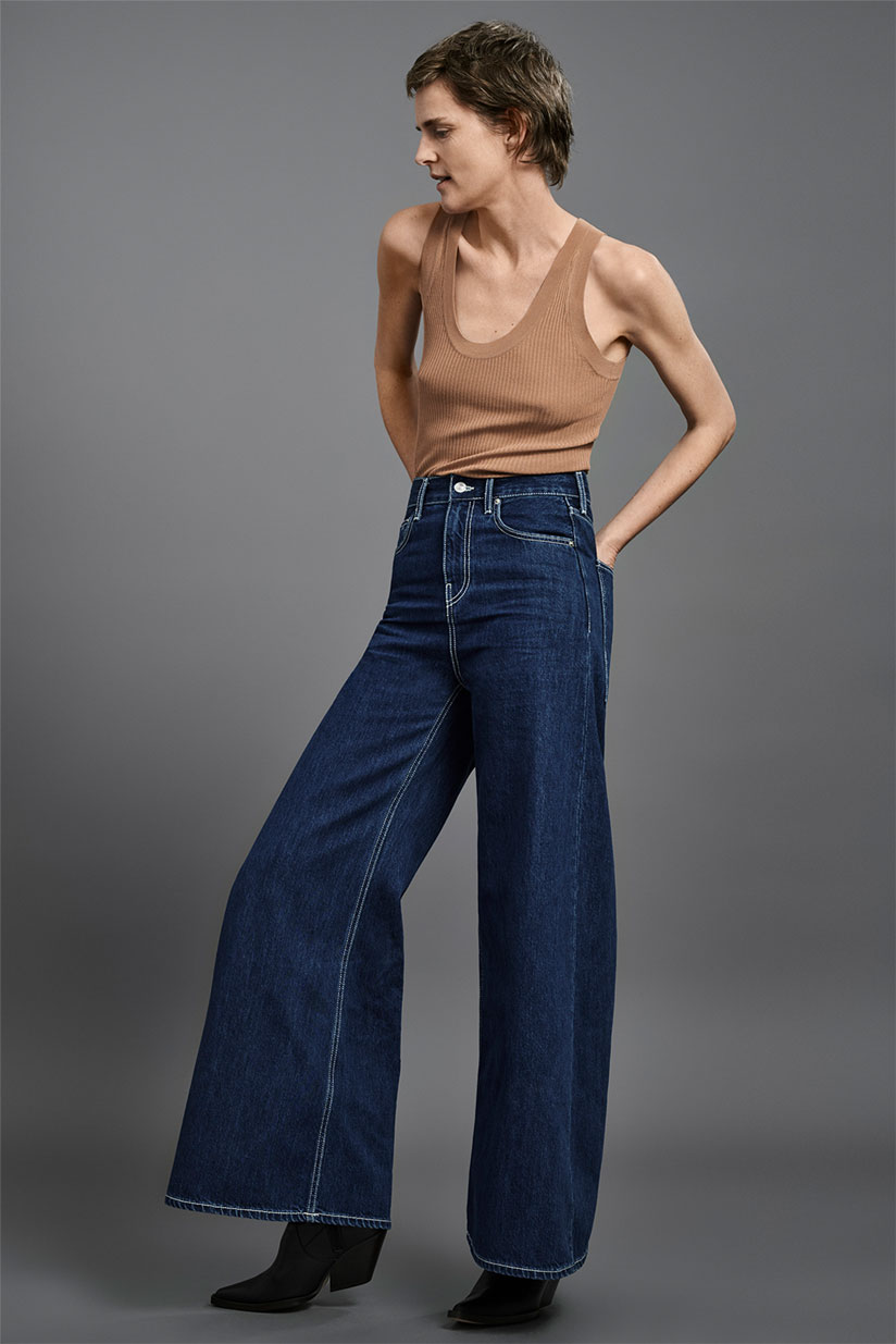 Zara Denim Spring Summer 2018 Lookbook
