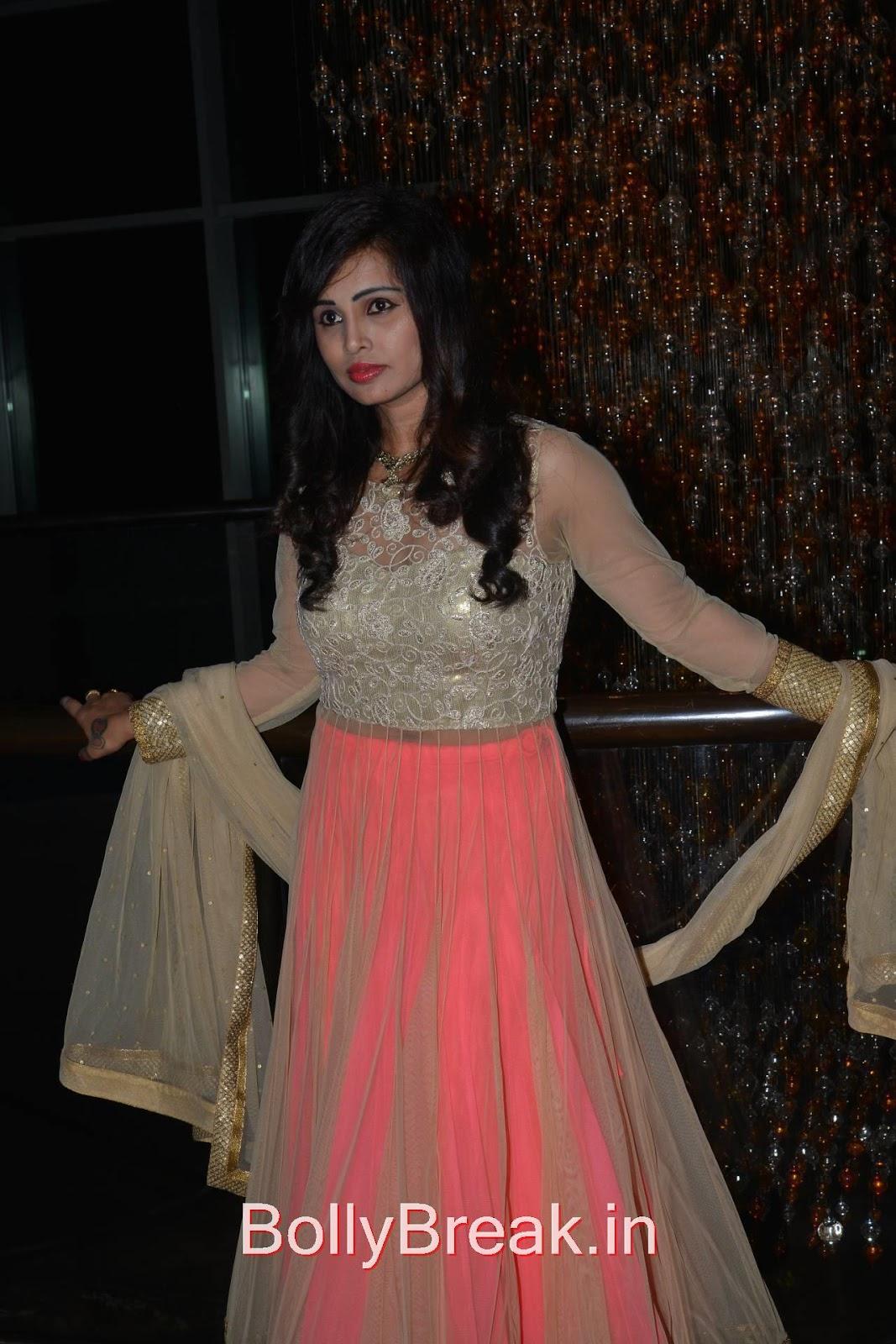 Telugu Actress Hashika Dutt, Hashika Dutt Hot Pics from Asura Movie Audio Launch