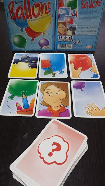 バルーンズ balloons ボードゲーム