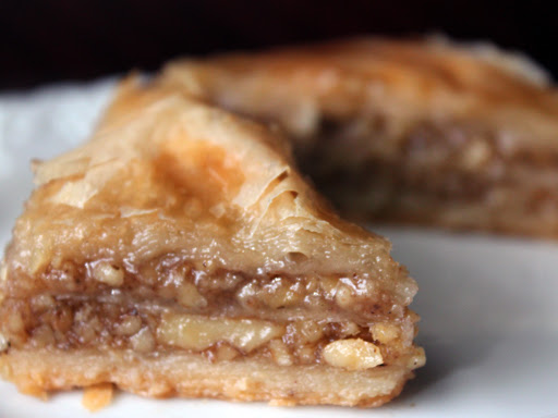 Traditional Pittsburgh Baklava