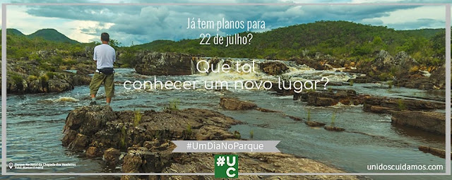 Campanha Um Dia no Parque chama brasileiros para frequentarem áreas verdes protegidas