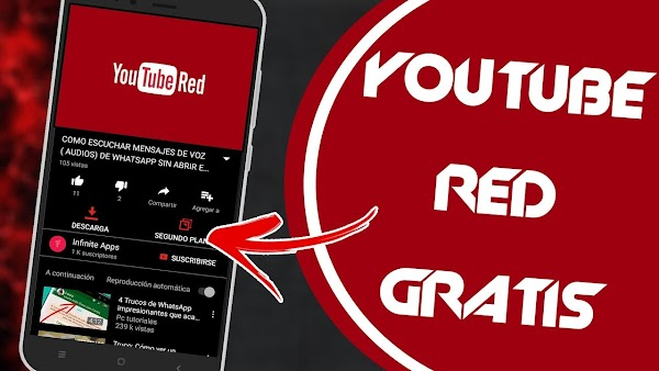 YouTube Red Mod APK