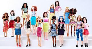 Bonecas Barbie Fashionista Parte 2