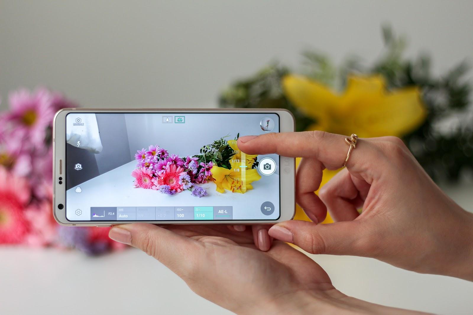 Come fare BELLE FOTO con il cellulare: il segreto con la fotocamera SUPER di LG G6!