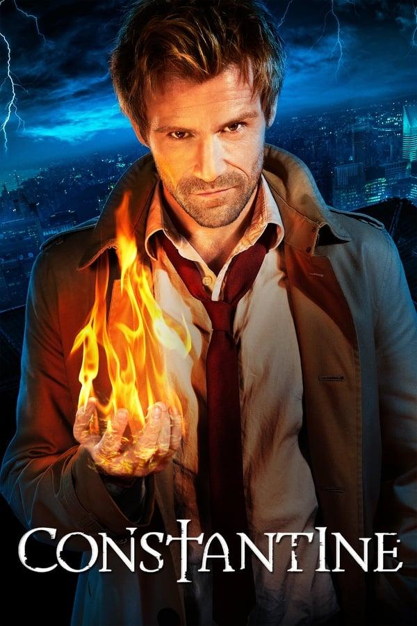 Descargar Constantine Latino HD Serie Completa por MEGA