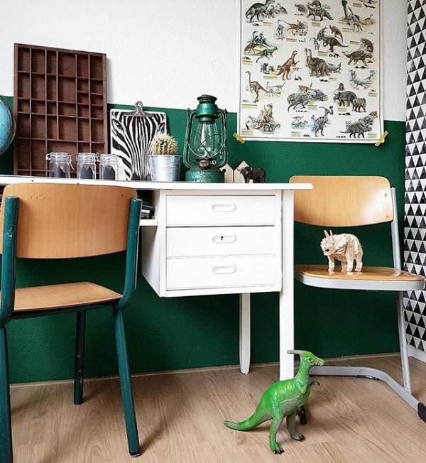 Appartamento in verde