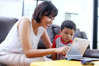 Acer One 10 Mendukung Aktivitas Belajar Anak