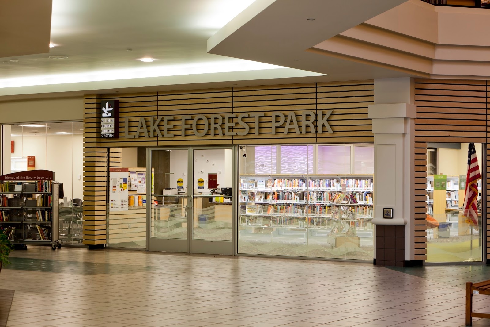 Shoreline Area News Opening On Lake Forest Park Library Advisory Committee