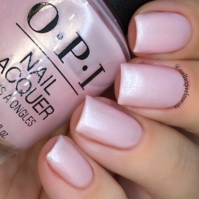 opi the color that keeps on giving swatch