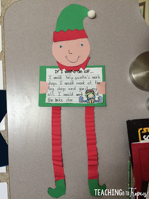 Elf on the shelf read aloud book