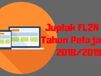 Juplak FL2N SD Tahun Pelajaran 2018/2019
