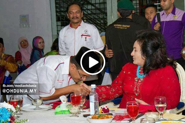 Video: 'Kalau Saya Mati Siapa Nak Jaga Najib, Rosmah?' – Ali Tinju