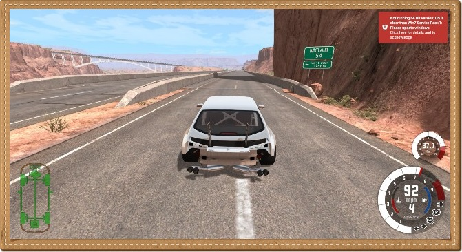 beamng drive compressed download