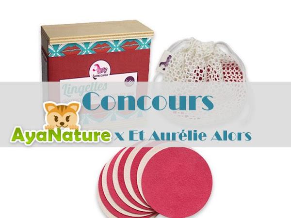 Concours des 4 ans d'Et Aurélie Alors x Aya Nature