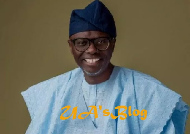 Sanwo-Olu Replies Ambode, Says  Tension, Anxiety of Moment Got  Better of Him