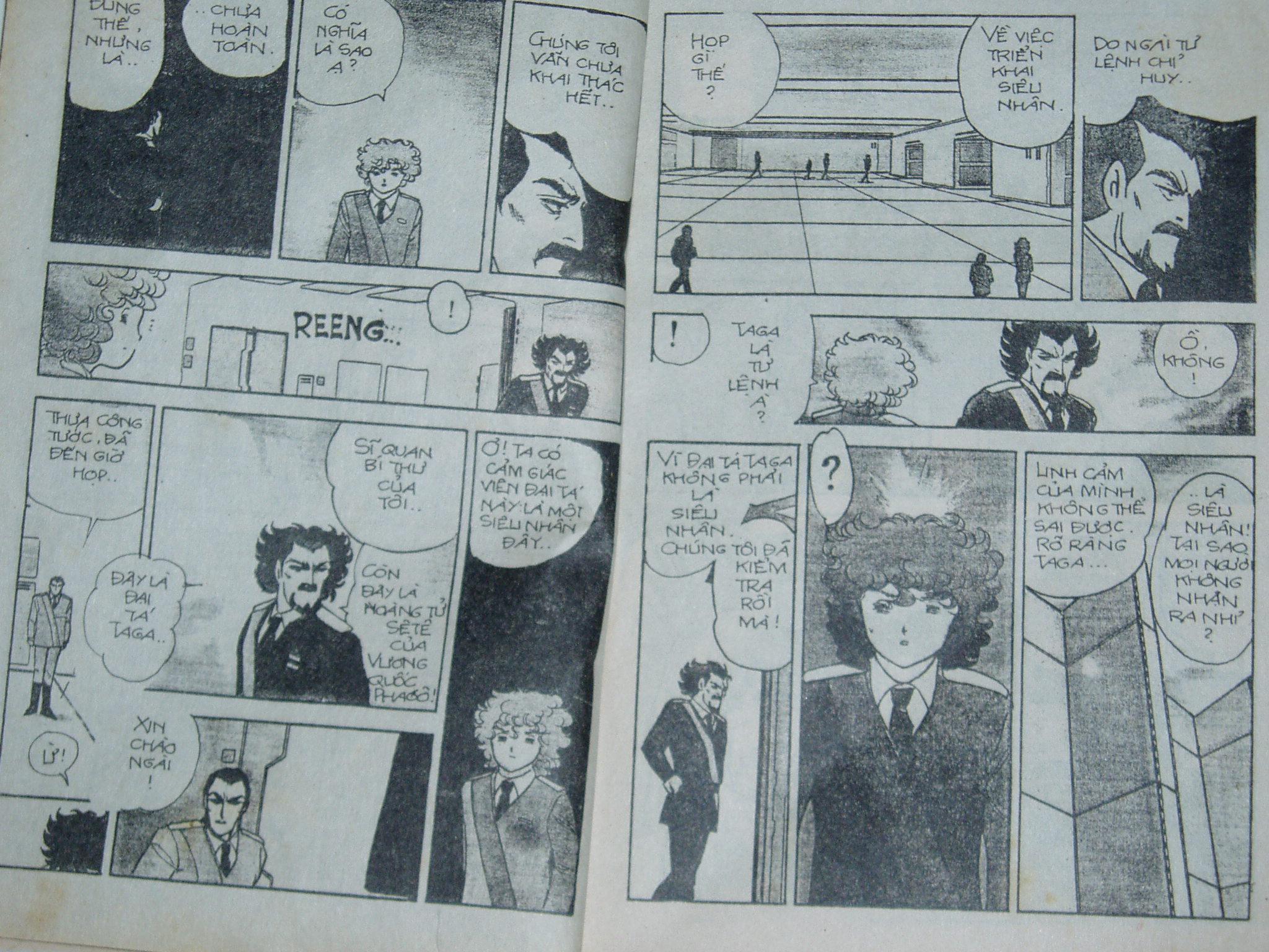 Siêu nhân Locke vol 13 trang 3