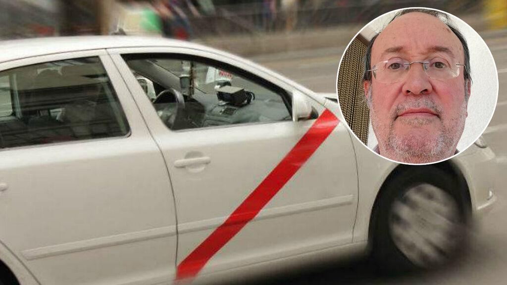Daro del Barrio, analiza el mundo del taxi tras el asesinato de un taxista en Alcalá