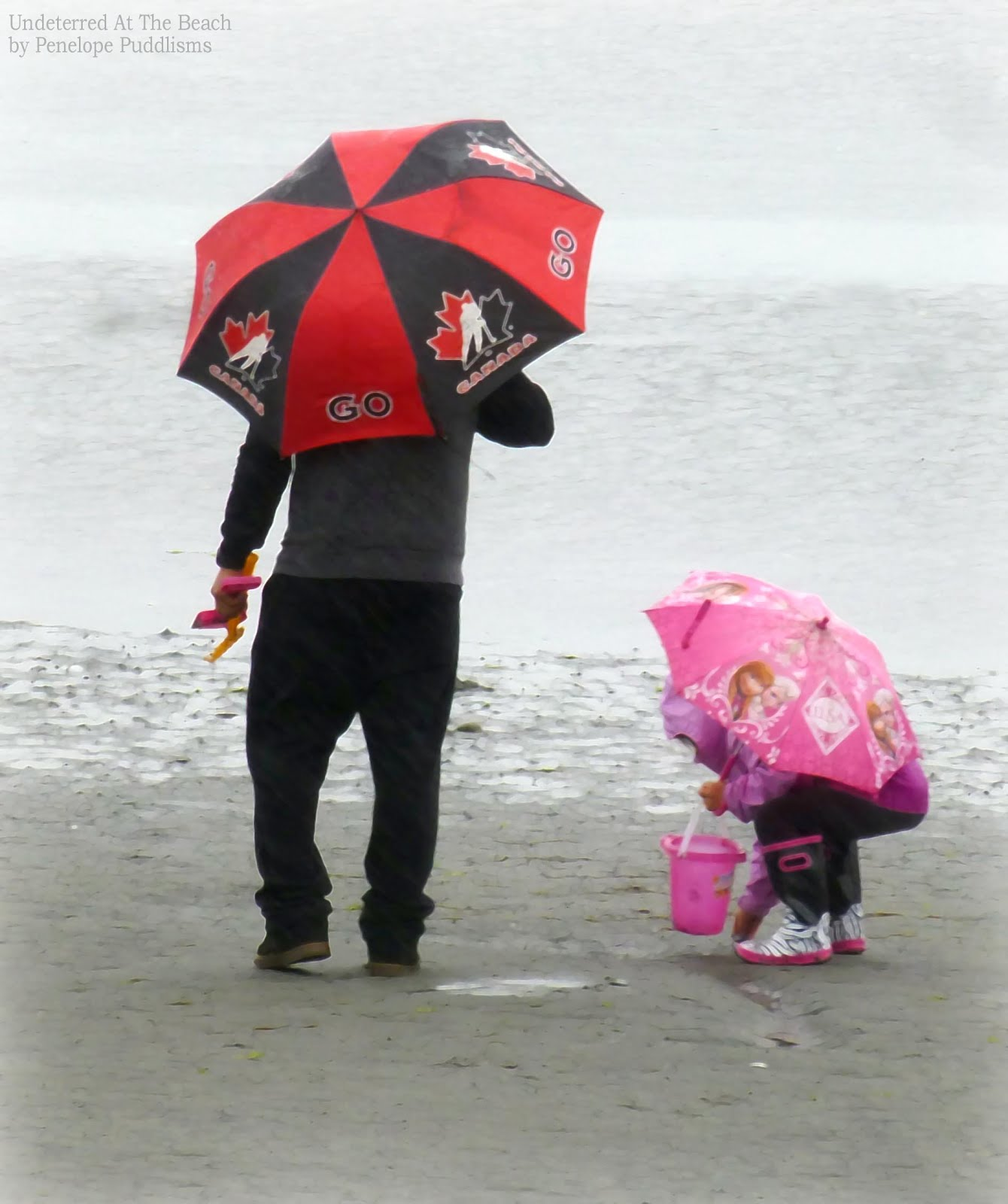 SWEATER ... SUNSCREEN ... UMBRELLA? CLICK BELOW FOR LOCAL BC WEATHER