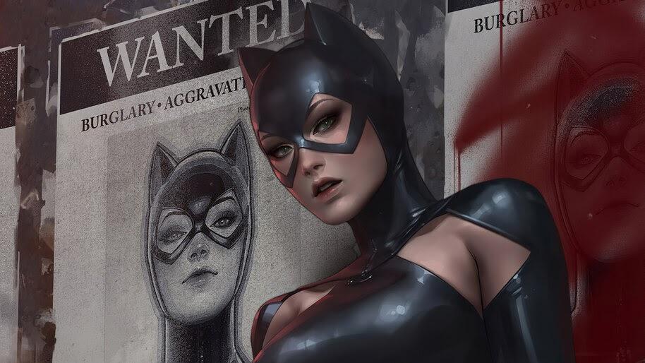 Catwoman, DC, Comics, Anti Hero, 4K, #6.2018