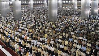 Negara Muslim Terbesar