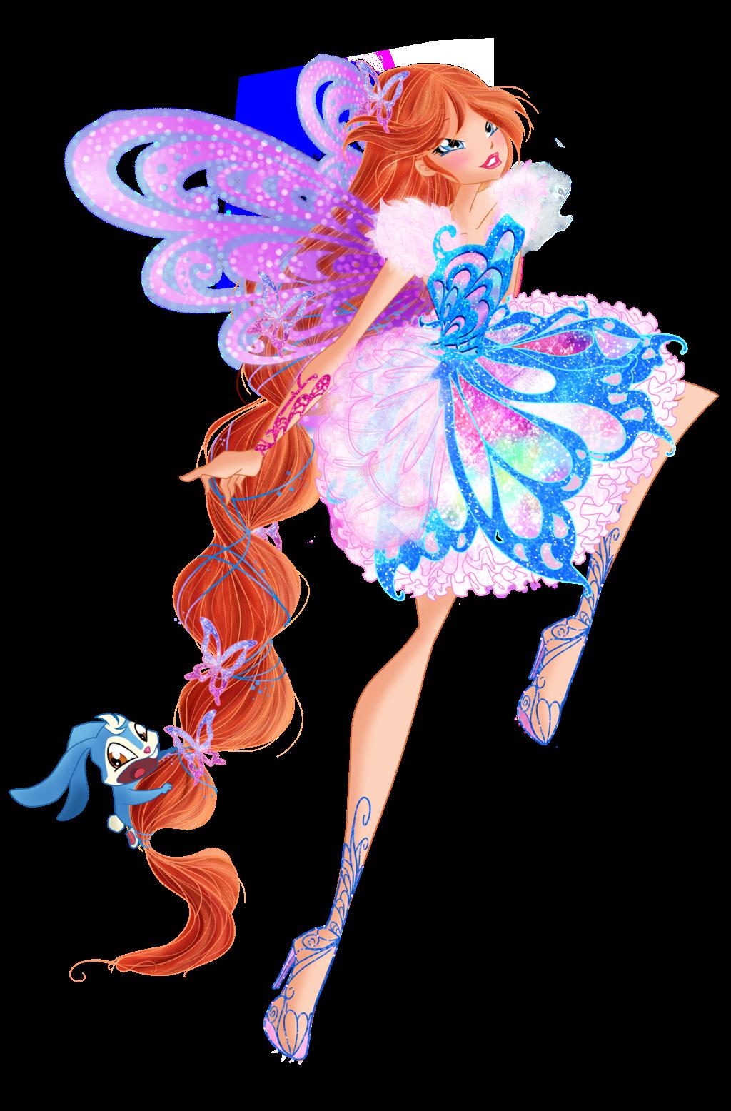 Winx Club Fairies: Bloom Butterflix