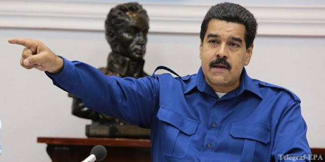 US issued a warning to Venezuela