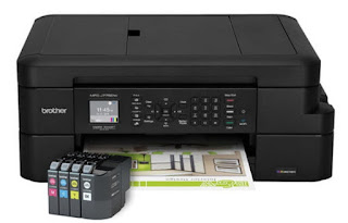 Sibling PC printer is most dependable business office printing gadget too it offers presented a ne Brother MFC-J775DW Drivers Download