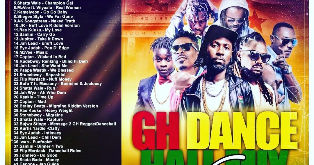 Dancehall MIXTAPE]: DJ NATURE WON - GH Dancehall Mix [Volume