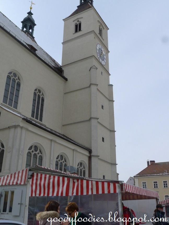 Currywurst Regensburg