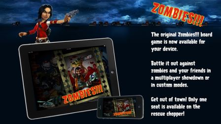 Screenshoot 2 Zombies!!! ® Board Game v1.1.732 APK Download