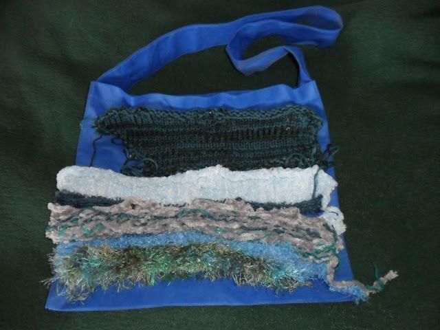 sac en tricotin freeform