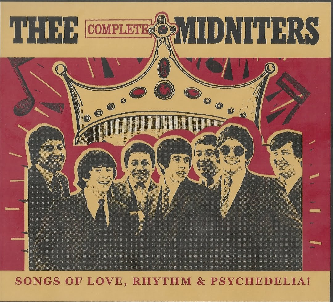 theemidniters Thee Midniters Whittier Blvd