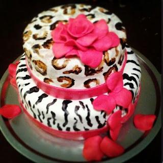 kue ulang tahun tingkat simpel